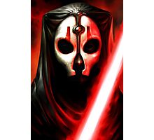 Darth Nihilus - KOTOR 2 - STAR WARS - Knights of the Old Republic 2 Photographic Print