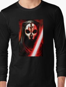 Darth Nihilus - KOTOR 2 - STAR WARS - Knights of the Old Republic 2 Long Sleeve T-Shirt