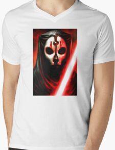 Darth Nihilus - KOTOR 2 - STAR WARS - Knights of the Old Republic 2 Mens V-Neck T-Shirt