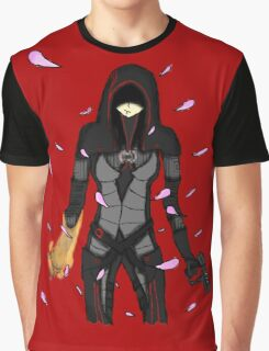 Kasumi Graphic T-Shirt