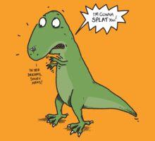 Jurassic Battle. . . T-Shirt