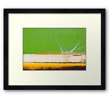 Penetration Framed Print