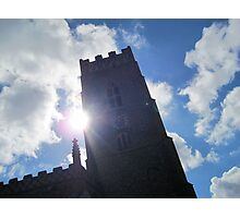 kersey church Photographic Print