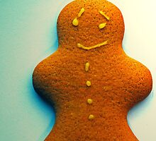ginger bread men are for christmas... ♥ by Gregoria  Gregoriou Crowe
