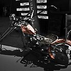 Antique Chopper Sturgis 2012 by David Owens
