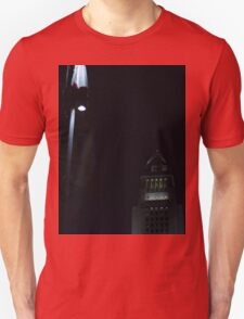 BUILDING AND FLAG T-Shirt