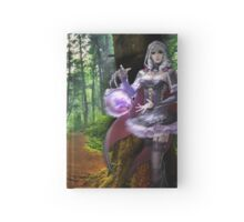 In The Moon I See Everything Hardcover Journal