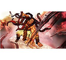 Necalli - Street Fighter V / Street Fighter 5 - New Character Photographic Print