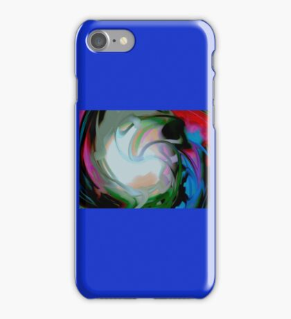 Swirly  iPhone Case/Skin