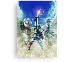 The Legend of Zelda - Skyward Sword Canvas Print
