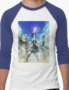 The Legend of Zelda - Skyward Sword Men's Baseball ¾ T-Shirt