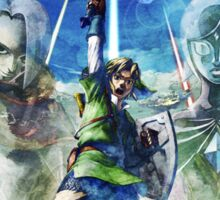 The Legend of Zelda - Skyward Sword Sticker