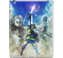 The Legend of Zelda - Skyward Sword iPad Case/Skin
