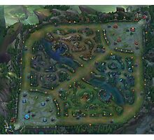 Summoner's Rift - League of Legends - Ultra High Res (STITCH) Photographic Print