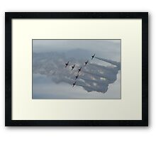 Red Arrows Display Team Framed Print