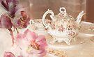 Tea Time by Elaine  Manley