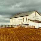 Barn on the Hill by Dawn Crouse