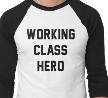 Hero Men's Baseball ¾ T-Shirt