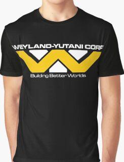 Weyland Yutani Graphic T-Shirt