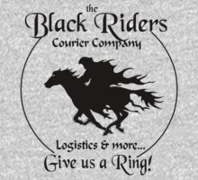 Black Riders Courier Company Kids Clothes