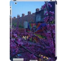 A Kiss Through the Blooms iPad Case/Skin