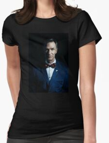 Bill Nye the Science Guy - 2015 Womens Fitted T-Shirt