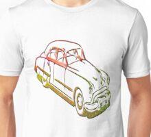 Neon Car Unisex T-Shirt