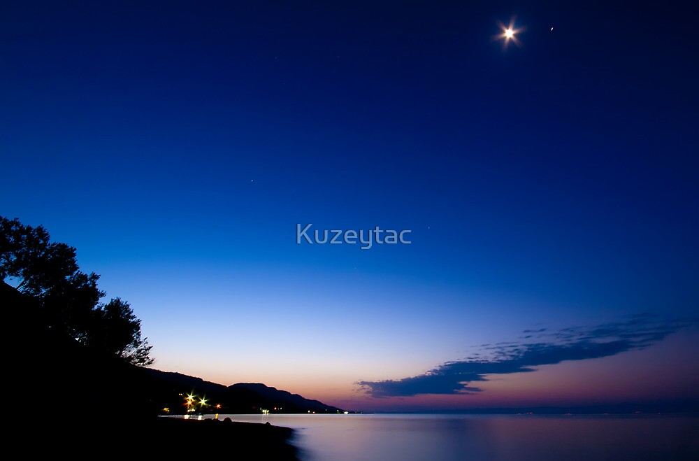 Tranquil Dawn by Kuzeytac