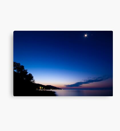 Tranquil Dawn Canvas Print