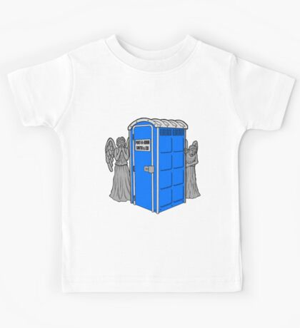The Angels Have the Wrong Box! Kids Tee