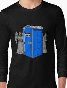 The Angels Have the Wrong Box! Long Sleeve T-Shirt