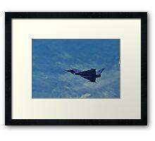 Eurofighter Typhoon Framed Print