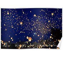 Chinese Lanterns 4 Poster