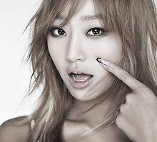 Sistar - Hyorin / Hyolyn - K-Pop - Touch My Body - 5k by frc qt
