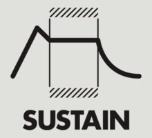 ADSR - Sustain (Black) by hami