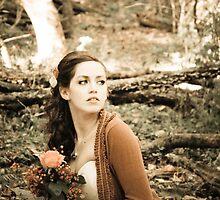 Vintage Bride by redhairedgirl