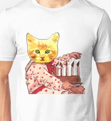 Cat Candles Unisex T-Shirt
