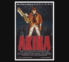 Akira - Promotional Poster Baby Tee