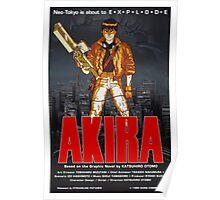 Akira - Promotional Poster Poster
