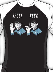 Star Trek Spock Rock T-Shirt