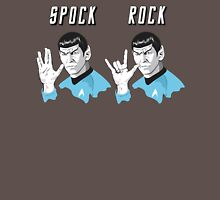 Star Trek Spock Rock Unisex T-Shirt