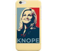 Vote Knope iPhone Case/Skin