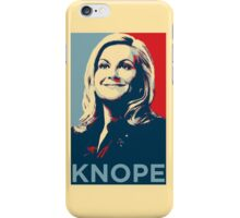 Vote Knope iPhone Case/Skin