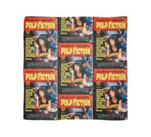 Pulp Fiction - Promotional Poster Scarf