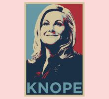 Vote Knope One Piece - Long Sleeve