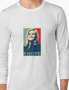 Vote Knope Long Sleeve T-Shirt