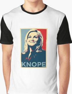 Vote Knope Graphic T-Shirt