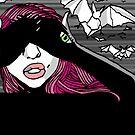 KatzxKarma Bats Her Eyes by iskamontero