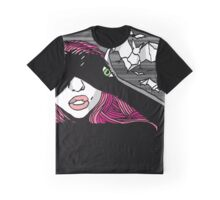 KatzxKarma Bats Her Eyes Graphic T-Shirt