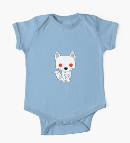 Ghost (Game of Thrones) One Piece - Short Sleeve